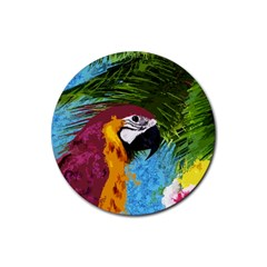 Ara Rubber Round Coaster (4 pack)