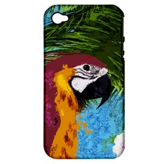 Ara Apple Iphone 4/4s Hardshell Case (pc+silicone) by Valentinaart
