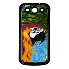 Ara Samsung Galaxy S3 Back Case (black) by Valentinaart