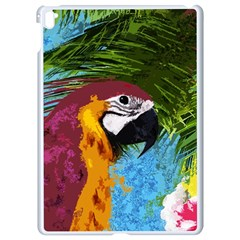 Ara Apple Ipad Pro 9 7   White Seamless Case by Valentinaart