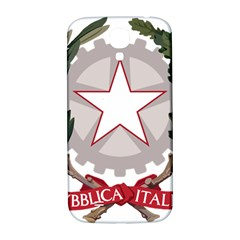 Emblem of Italy Samsung Galaxy S4 I9500/I9505  Hardshell Back Case