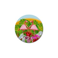 Flamingo Golf Ball Marker (10 Pack) by Valentinaart