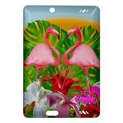 Flamingo Amazon Kindle Fire Hd (2013) Hardshell Case by Valentinaart