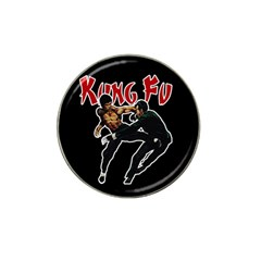 Kung Fu  Hat Clip Ball Marker (10 Pack) by Valentinaart