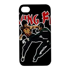 Kung Fu  Apple Iphone 4/4s Hardshell Case With Stand by Valentinaart