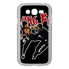 Kung Fu  Samsung Galaxy Grand Duos I9082 Case (white) by Valentinaart