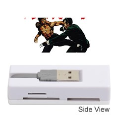 Kung Fu  Memory Card Reader (stick)  by Valentinaart