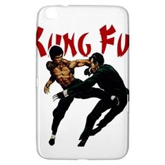 Kung Fu  Samsung Galaxy Tab 3 (8 ) T3100 Hardshell Case  by Valentinaart