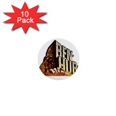 Ben Hur 1  Mini Buttons (10 Pack)  by Valentinaart