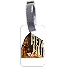 Ben Hur Luggage Tags (two Sides) by Valentinaart