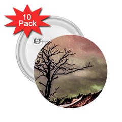 Fantasy Landscape Illustration 2 25  Buttons (10 Pack)  by dflcprints