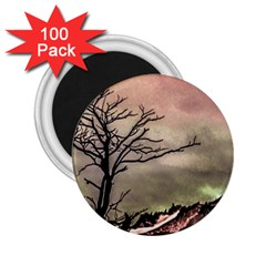Fantasy Landscape Illustration 2 25  Magnets (100 Pack)  by dflcprints