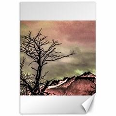 Fantasy Landscape Illustration Canvas 20  X 30   by dflcprints