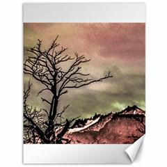 Fantasy Landscape Illustration Canvas 36  X 48   by dflcprints