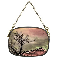 Fantasy Landscape Illustration Chain Purses (one Side)  by dflcprints