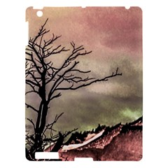 Fantasy Landscape Illustration Apple Ipad 3/4 Hardshell Case by dflcprints