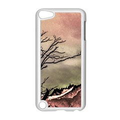 Fantasy Landscape Illustration Apple Ipod Touch 5 Case (white) by dflcprints