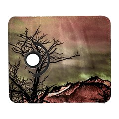 Fantasy Landscape Illustration Galaxy S3 (flip/folio) by dflcprints