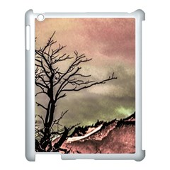Fantasy Landscape Illustration Apple Ipad 3/4 Case (white) by dflcprints