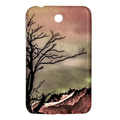 Fantasy Landscape Illustration Samsung Galaxy Tab 3 (7 ) P3200 Hardshell Case  by dflcprints