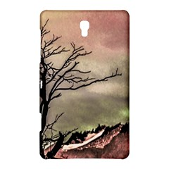 Fantasy Landscape Illustration Samsung Galaxy Tab S (8 4 ) Hardshell Case  by dflcprints
