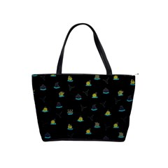 Cactus Pattern Shoulder Handbags by ValentinaDesign