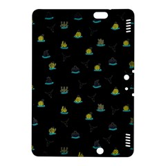 Cactus Pattern Kindle Fire Hdx 8 9  Hardshell Case by ValentinaDesign