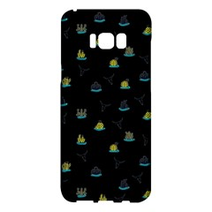 Cactus Pattern Samsung Galaxy S8 Plus Hardshell Case