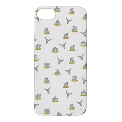 Cactus Pattern Apple Iphone 5s/ Se Hardshell Case by ValentinaDesign