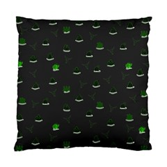 Cactus Pattern Standard Cushion Case (one Side) by ValentinaDesign