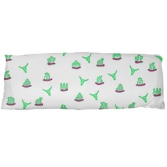Cactus Pattern Body Pillow Case Dakimakura (two Sides) by ValentinaDesign