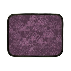 Flamingo Pattern Netbook Case (small)  by ValentinaDesign