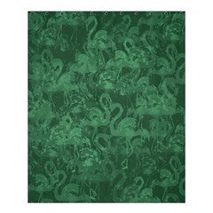 Flamingo Pattern Shower Curtain 60  X 72  (medium)  by ValentinaDesign
