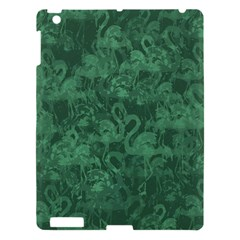 Flamingo Pattern Apple Ipad 3/4 Hardshell Case by ValentinaDesign