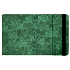 Flamingo Pattern Apple Ipad 3/4 Flip Case by ValentinaDesign