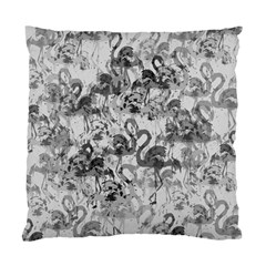 Flamingo Pattern Standard Cushion Case (one Side) by ValentinaDesign