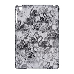 Flamingo Pattern Apple Ipad Mini Hardshell Case (compatible With Smart Cover) by ValentinaDesign