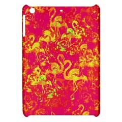 Flamingo Pattern Apple Ipad Mini Hardshell Case by ValentinaDesign