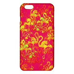 Flamingo Pattern Iphone 6 Plus/6s Plus Tpu Case by ValentinaDesign