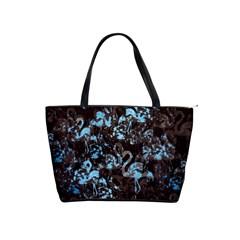 Flamingo Pattern Shoulder Handbags by ValentinaDesign