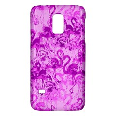 Flamingo Pattern Galaxy S5 Mini by ValentinaDesign