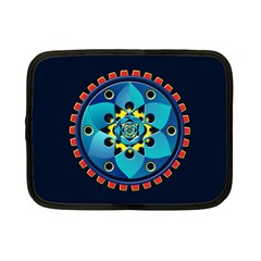 Abstract Mechanical Object Netbook Case (small)