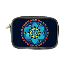 Abstract Mechanical Object Coin Purse