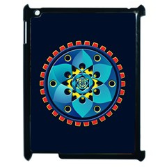 Abstract Mechanical Object Apple Ipad 2 Case (black)