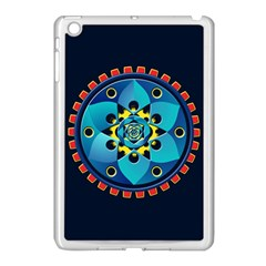Abstract Mechanical Object Apple Ipad Mini Case (white)