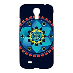 Abstract Mechanical Object Samsung Galaxy S4 I9500/i9505 Hardshell Case by linceazul