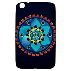 Abstract Mechanical Object Samsung Galaxy Tab 3 (8 ) T3100 Hardshell Case