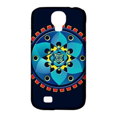 Abstract Mechanical Object Samsung Galaxy S4 Classic Hardshell Case (pc+silicone) by linceazul