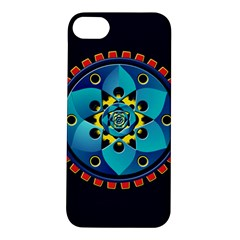 Abstract Mechanical Object Apple Iphone 5s/ Se Hardshell Case by linceazul