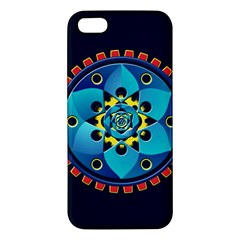 Abstract Mechanical Object Iphone 5s/ Se Premium Hardshell Case